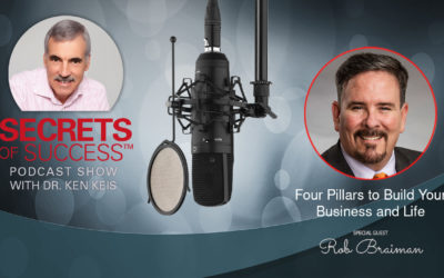 Four Pillars To Build Your Business and Life