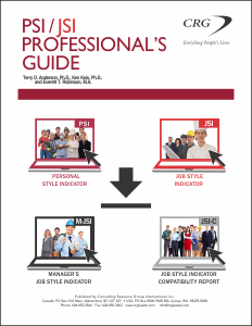PSI/JSI Professional's Guide