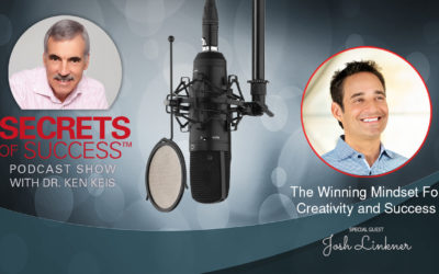 The Winning Mindset For Creativity and Success