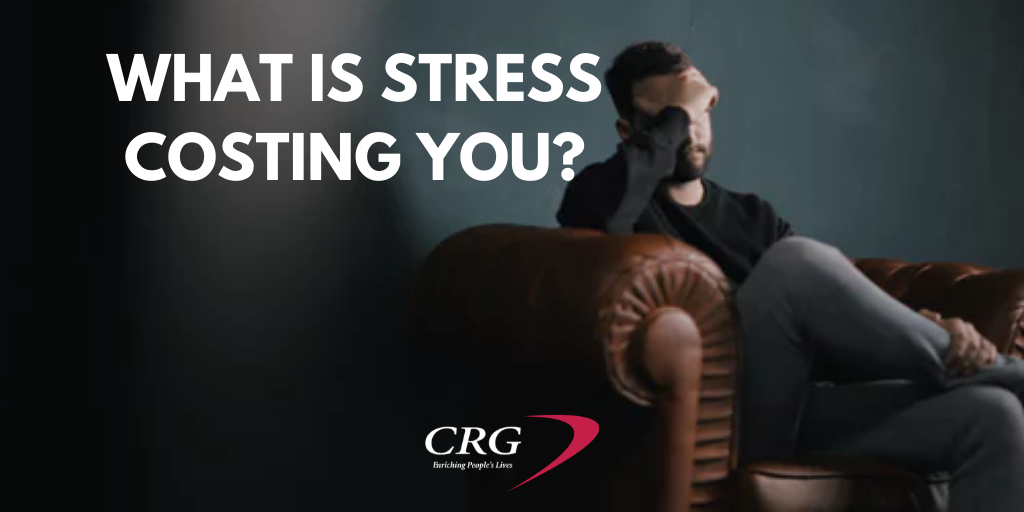 Dying To Live: What Is Stress Costing You?