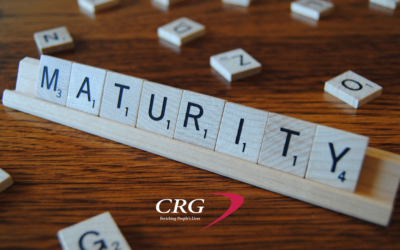 Maturity–Don't Leave Home Without it!